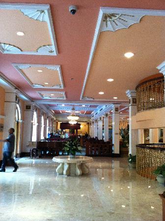 Concorde El Salam Hotel Cairo by Royal Tulip: 大厅