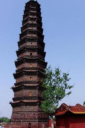 Kaifeng Iron Tower Park : 0