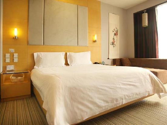 GreenTree Inn Qingdao Zhengyang Road Business Hotel: 客房