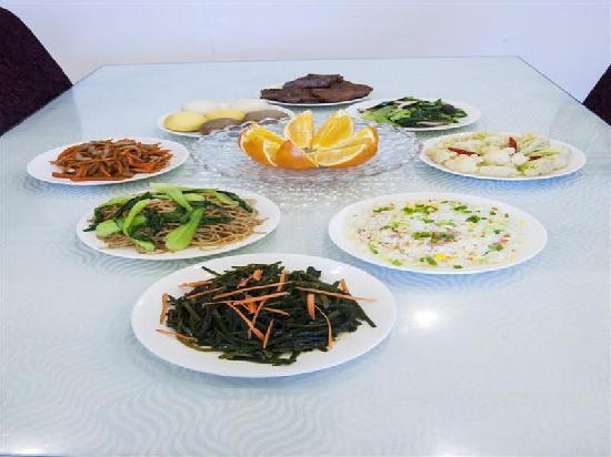 GreenTree Inn Changzhou North Qingyang Road Business Hotel : 早餐