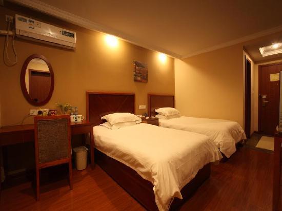 GreenTree Inn Nantong Nanfang Market Business Hotel: 客房