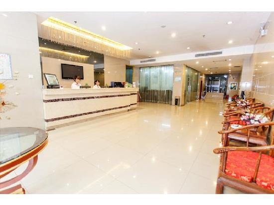 Lijia Village Express Hotel: 大堂
