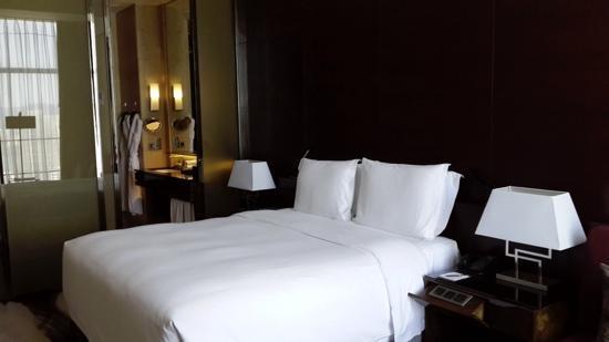Hilton Guangzhou Tianhe: 房间