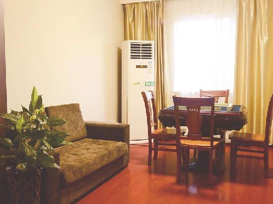 GreenTree Inn Jingdezhen Square North Road Express Hotel: 大堂