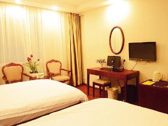 GreenTree Inn Jingdezhen Square North Road Express Hotel: 客房