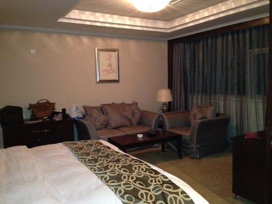 Guosheng Hotel : 房间
