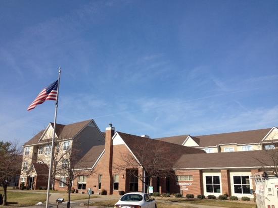 Residence Inn Cedar Rapids : 非常舒适的酒店