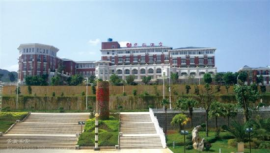 Wenshan County, Китай: 酒店全貌
