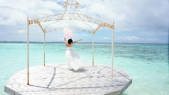 AYADA Maldives: 老婆和沙亭