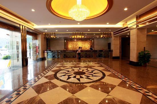Hongbo Meisha Hotel: 酒店大堂