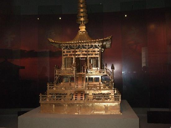 Treasure Hall of Famen Temple: 1