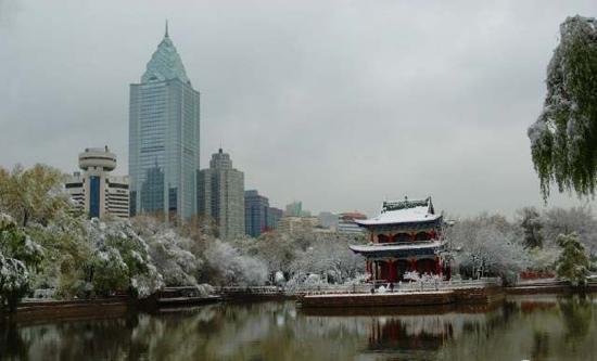 People's Park of Urumqi : 好