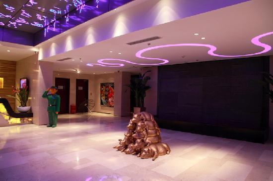 Yitel Hotel Beijing Wangjing 798: 酒店大堂