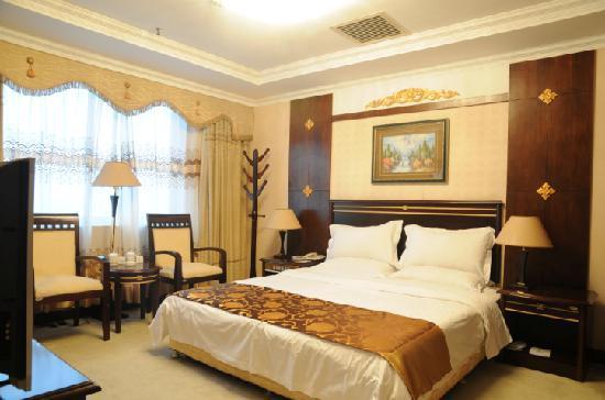 Bei Ke Hotel : 豪华单人间