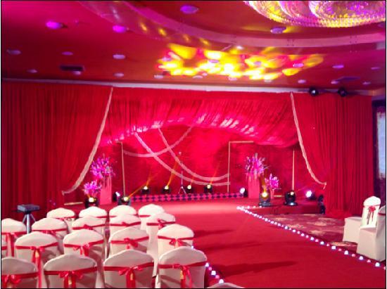 Bei Ke Hotel : 十八楼婚礼3