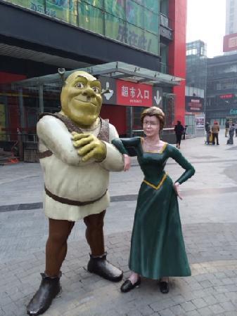 ZheJiangSheng HangZhouShi XingGuang DaDao BuXingJie