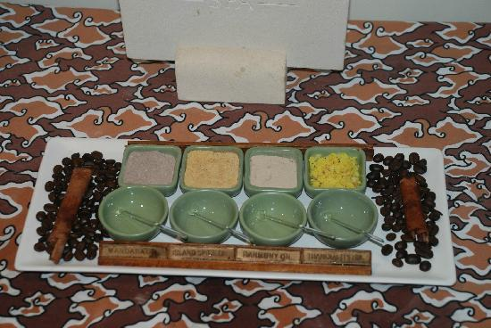 Mandara Spa: Spice