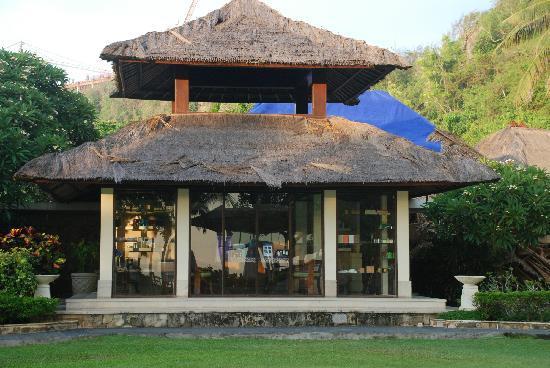Mandara Spa: Reception