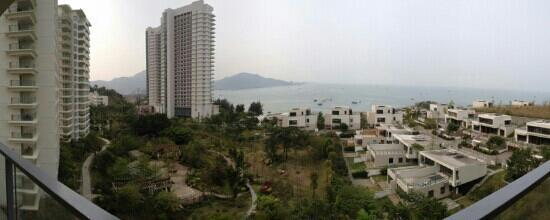 Haishang Bay Hotel: 全景