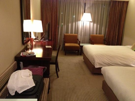 The Garden Hotel Guangzhou: 双床房