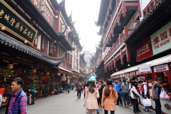Shanghai Temple Of the Town God (Chenghung Miao): 城隍庙