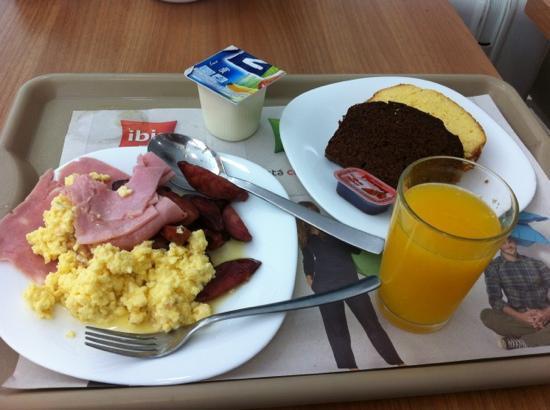 Hotel ibis Rio de Janeiro Centro: 简单的早餐
