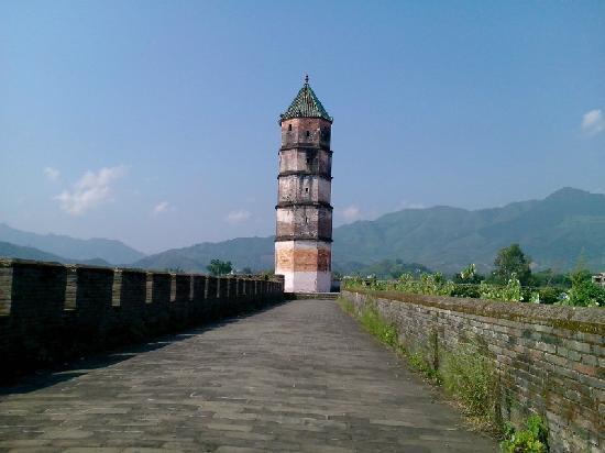 Linhe Ancient City : 文化遗产故城