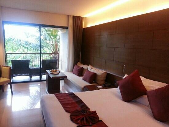 Avista Hideaway Phuket Patong, MGallery by Sofitel: King bed