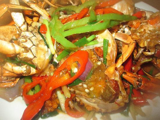 Miss Snow Seafood : 和乐蟹