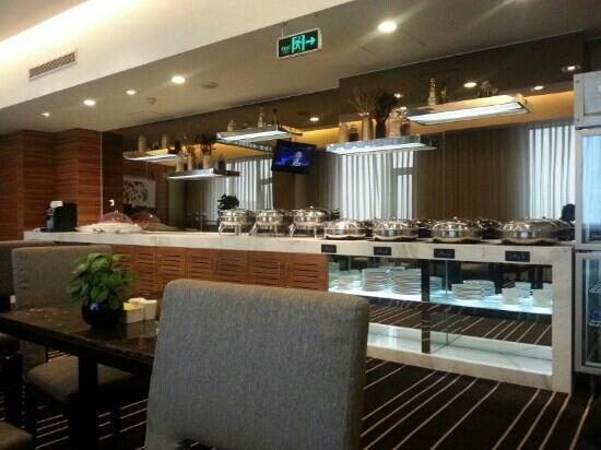 Holiday Inn Beijing Deshengmen: 行政酒廊