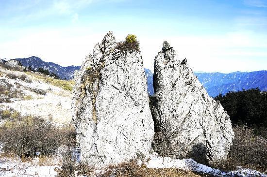 Shennongding National Nature Reserve: 神农架1