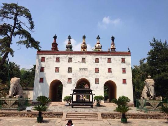 Potala Palace (Putuo Zongcheng Temple): 外景