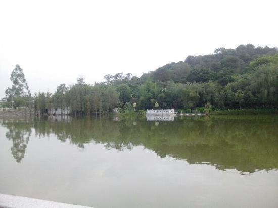 Shishan Park: 狮山公园e