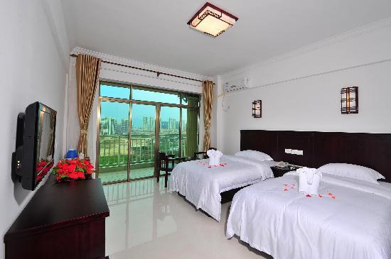 Jindu Seaview Hotel: 高级丽景双人房