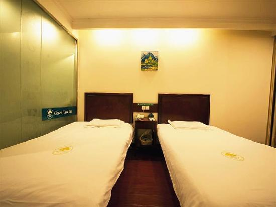 GreenTree Inn Huaibei Renmin Road Business Hotel: 客房