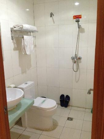 Kaijia Chain Hotel: 卫生间