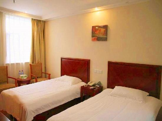 GreenTree Inn Wuxi Qingyang Road Express Hotel : 客房