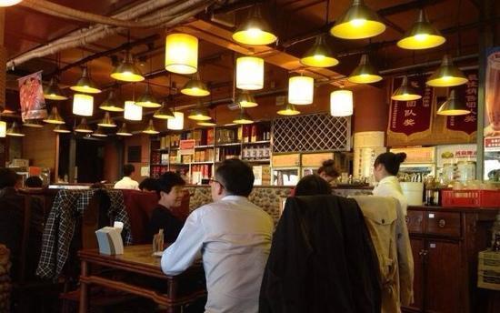 Jin Ding Xuan(DiTan): 大厅