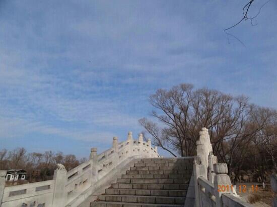 Sun Island (Tai Yang Dao): 冬日的太阳岛