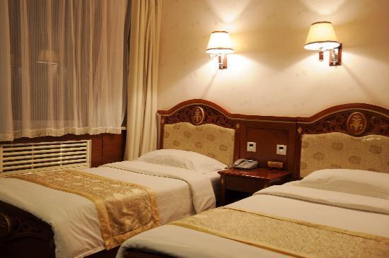 Jiwei Hotel: 标准间