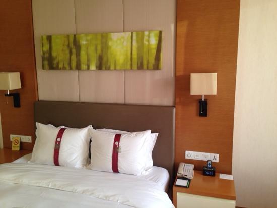 Holiday Inn Panjin Aqua City: 装修风格很温馨