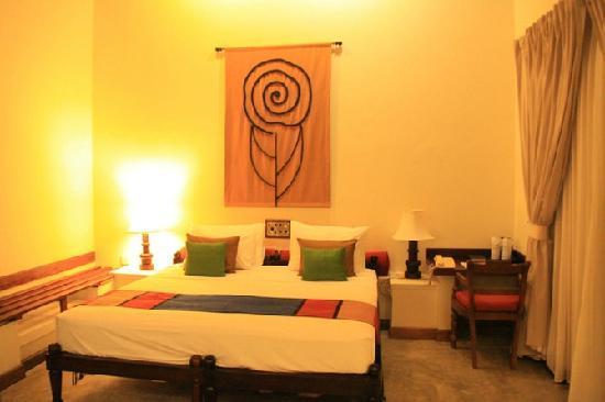 Hotel Sigiriya: 我们的房间