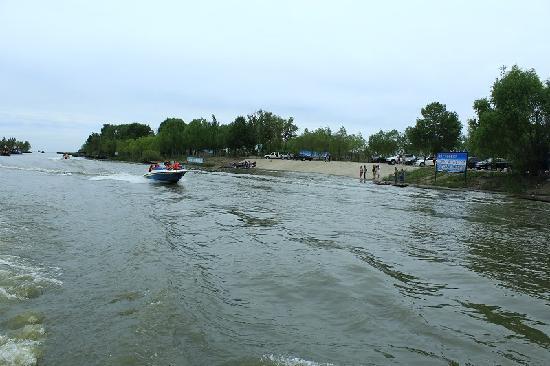 Songyuan, Chine : 查干湖