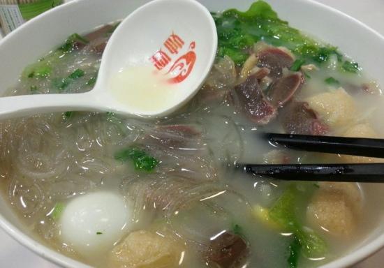 ZhouLi LaoYa FenSi (Wan HangDu Road)