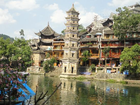 Zhashui County, China: ..