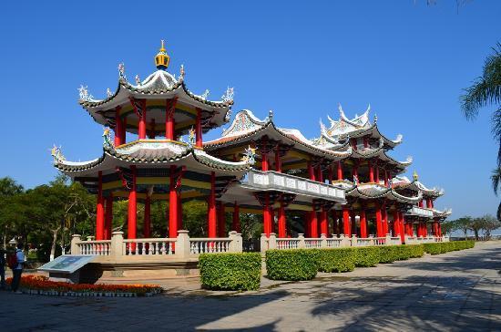 Jimei Turtle Garden: 鳌园