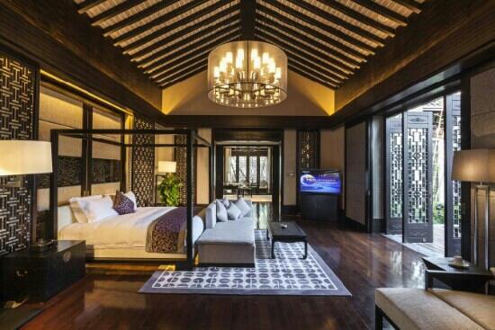 Han Yue Lou Villa Resort Huangshan