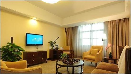 Nanjing ZTE Hotel: 室内一角