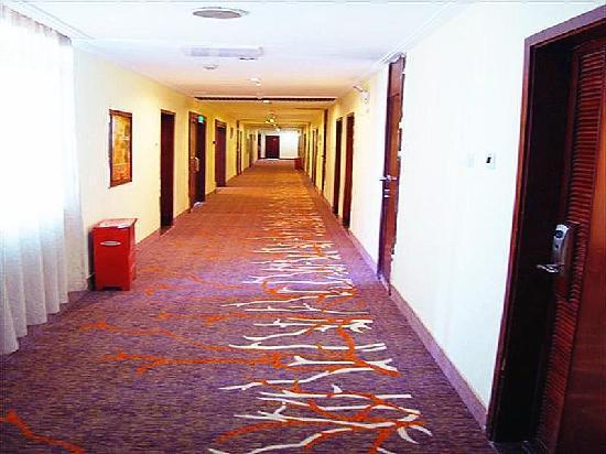Loudi, Cina: 走廊