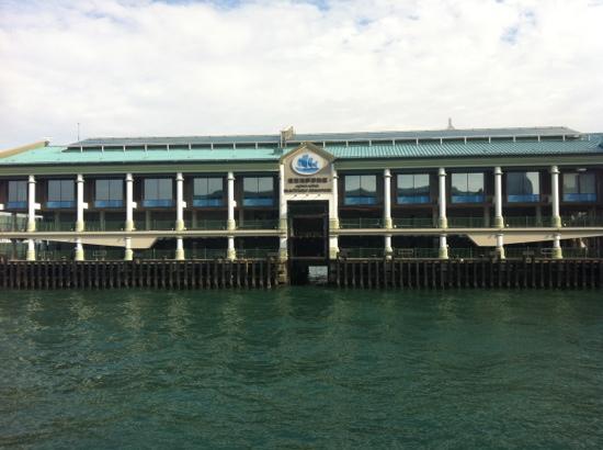 Hong Kong Maritime Museum: 海事博物馆